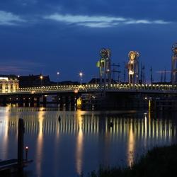 Kampen by night