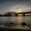 Spoorbrug/Snelbinder Nijmegen Lent