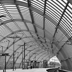 Station Amsterdam Sloterdijk
