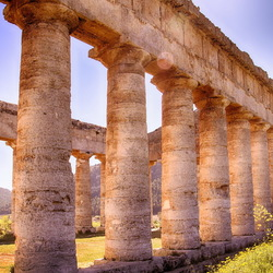 Tempel Segesta -1-