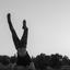 handstand actie