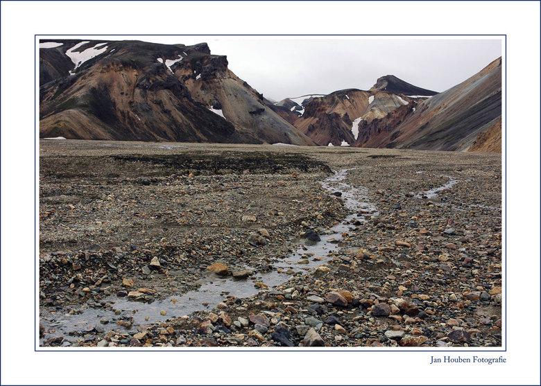 IJsland (9) - Landmannalaugar - Brandsgil