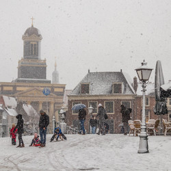 winter pret in Leiden