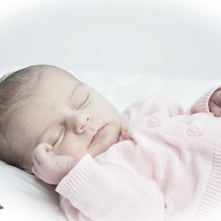 New Born fotografie, High Key