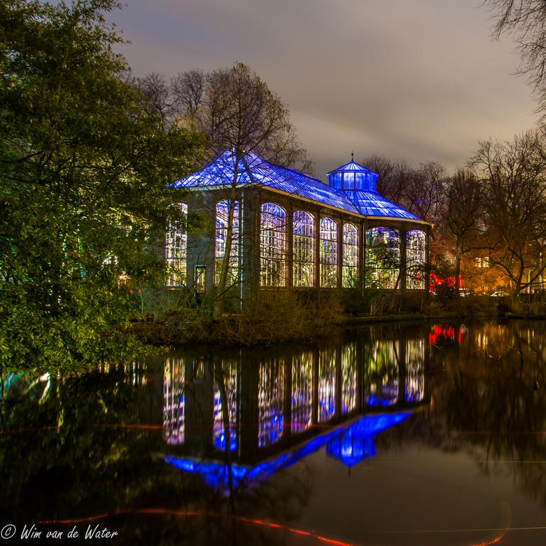 De Hortus Botanicus Amsterdam - De Hortus Botanicus Amsterdam is een van de oudste botanische tuinen ter wereld. De tuin ligt in het centrum van de st