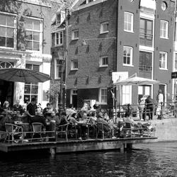 een zaterdag in Amsterdam