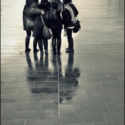 Museumplein  toeristen