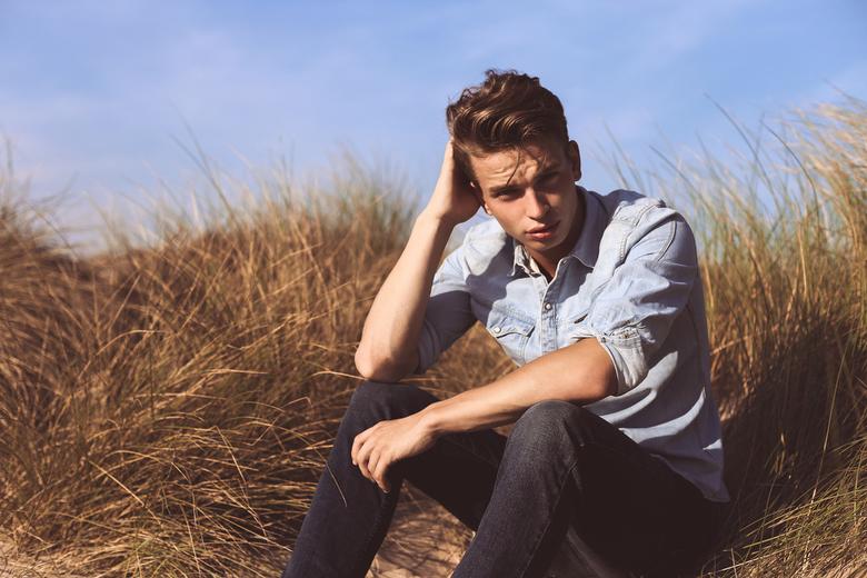 Sander - Sander @ New Generation Model Management