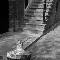 Straatbeeld Dordrecht