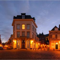 Utrecht bij Nacht, Pausdam