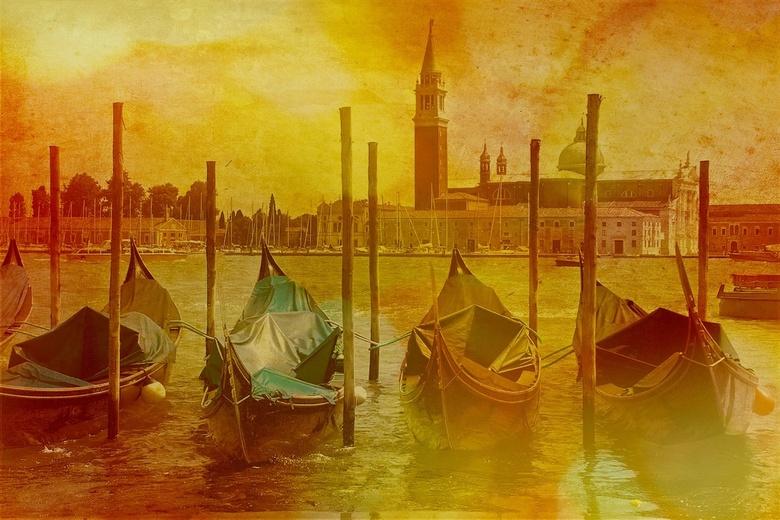 The tourists are away in Venice - Bedankt voor de reacties bij de vorige foto&#039;s ...<br /> <br /> Even vergroot bekijken ...The tourists are awa