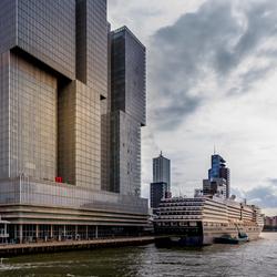 Rotterdam met de Holland America Lijn