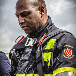 Firefighter Graham