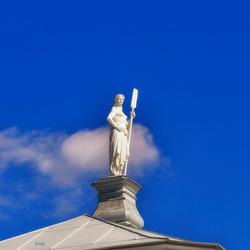 angel above