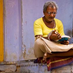 Lezen in Pushkar