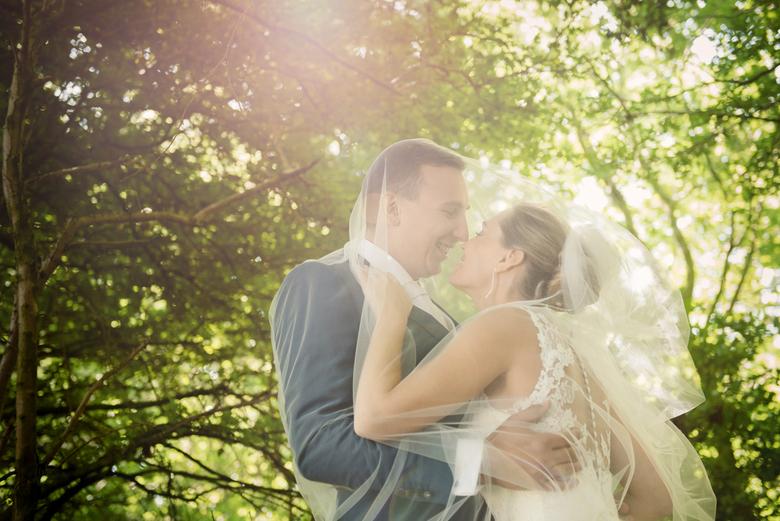 """onder de muggenvanger - Onder de vliegenvanger.<br /> Dat waren de woorden van de bruidegom <img  src=""""/images/smileys/wilt.png""""/>"""