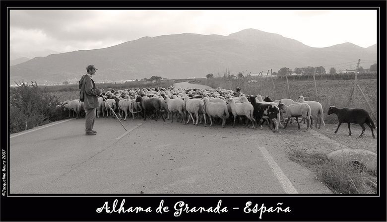 Espana 3 - Gefotografeert door Jacqueline vorige week in Spanje tijdens vacantie<br /> Ben benieuwd wat jullie van de foto vinden.<br /> Groeten Jac