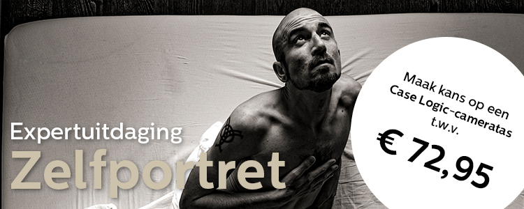 fotowedstrijd: Expertuitdaging: Zelfportret