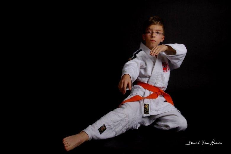 judo kid -