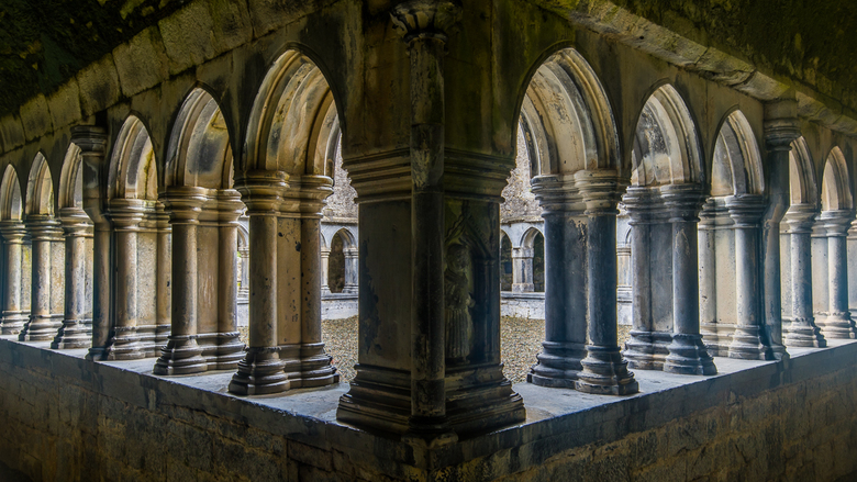 Monastery gallery