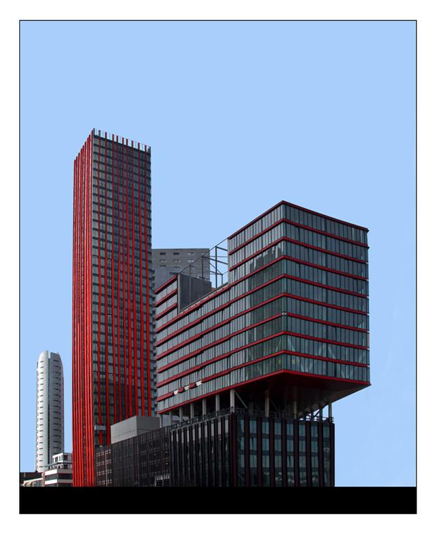 Red Apple en Co Rotterdam -