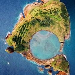Fotogeniek eilandje