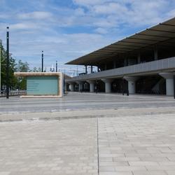Stationsplein Voorburg