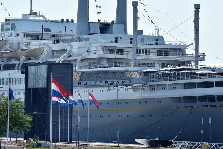 De ss Rotterdam -