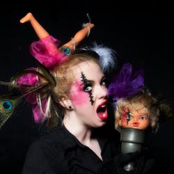Crazy dolls