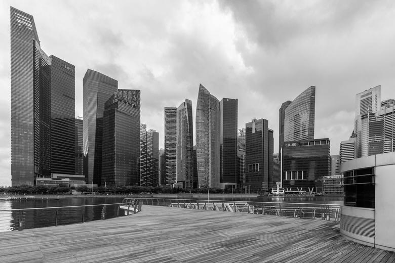 Marina Bay Financial Centre - Financial Centre - Singapore