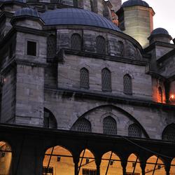 Nieuwe Moskee deel