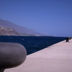 Tazacorte port