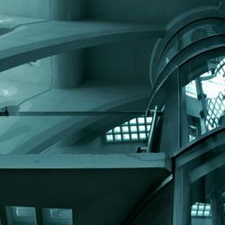 Guillemins - Elevator