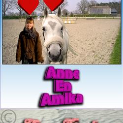Anne en Amika