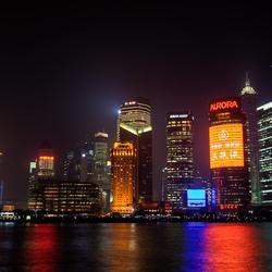 Shanghai - Cityscape @ Night