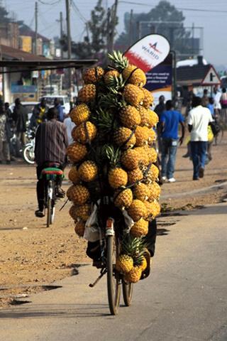 3723880810_ebb891fbce_o-1200pix - Inventive transport bij de enige keus die vele africanen slechts bezitten in de rurale gebieden.