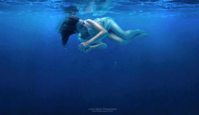 under DA water