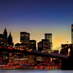 Twilight New York!