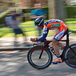 Giro Apeldoorn tijdrit: Bisolti