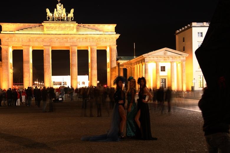 fotosessie mode Brandenburger Tor