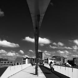 Voetgangersbrug Maastricht