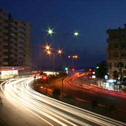 Alanya verkeer