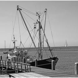 Zondagsrust voor de visser ...