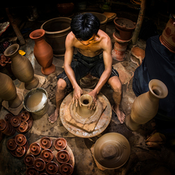 The Earthenware Maker