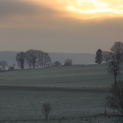 'Ochtend in Zuid-Limburg'