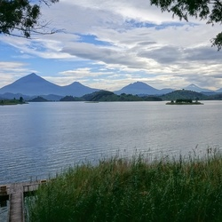 Lake Mutanda - Oeganda