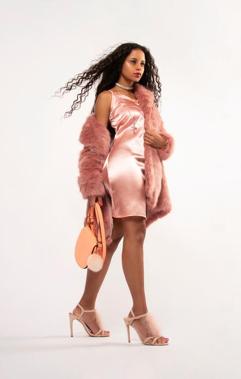 Pink - Model Alyssa Ras