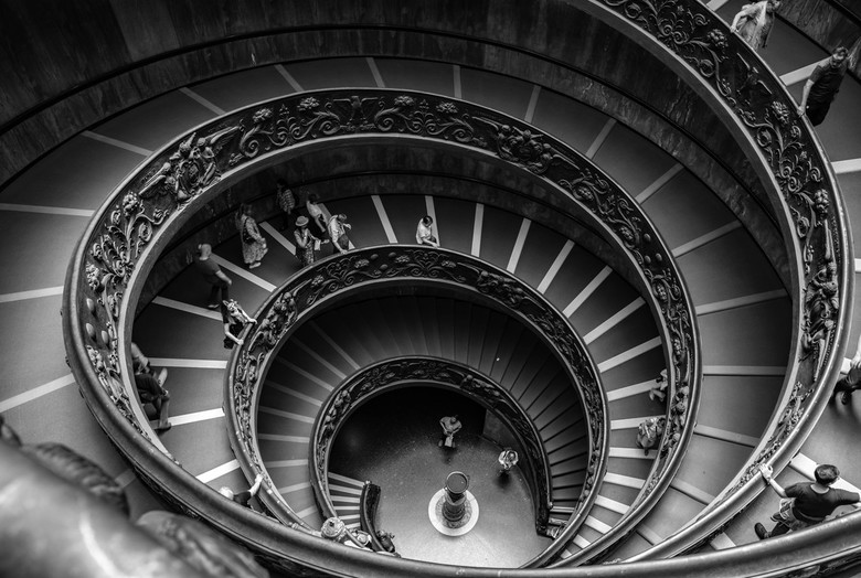 Stairs - Van stukje architectuur gesproken!