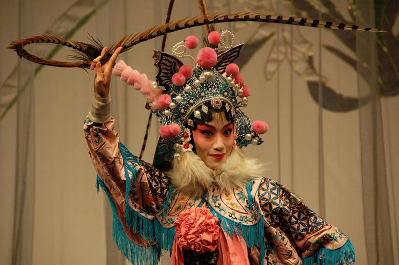 Chinese opera 2 -