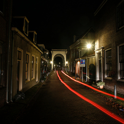 Loenen by night